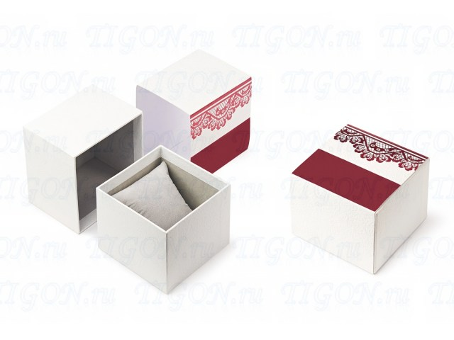 kamea watch paper box
