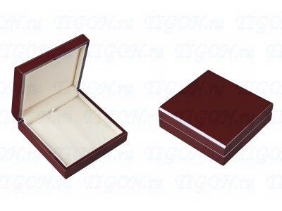 brown wood box